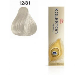 Wella Koleston Perfect 12/81 spécial blond perlé cendré - Coloration permanente