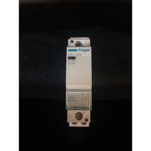 Hager Contacteur 25A, 2O 230V - ESC226