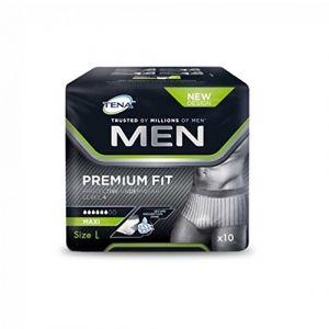 Tena Men Premium Fit Niveau 4 Taille L (10 protections)