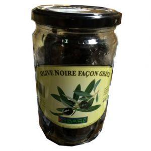 Yarden Olives noires façon Grèce - Le pot de 400g