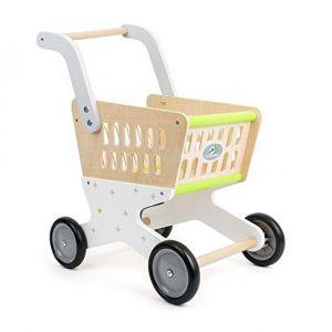 """Legler 11161 Caddie Pastel """"Trend"""", accessoires pour magasin et jeu de rôle, dès 3 ans"""