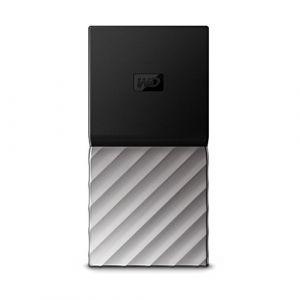 Western Digital WDBKVX0010PSL - SSD My Passport 1024 Go externe USB 3.1 AES 256 bits