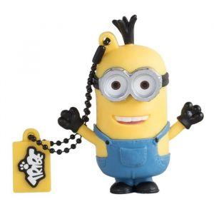 Tribe Clé USB 2.0 Minion 16 Go Format 3D - Chainette porte-clés