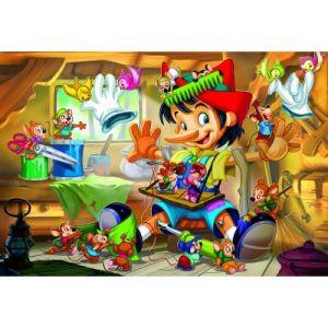 Eurographics Puzzle Pinocchio 35 pièces