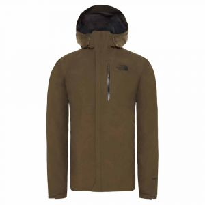 The North Face Dryzzle Veste Homme, new taupe green XL Vestes de pluie