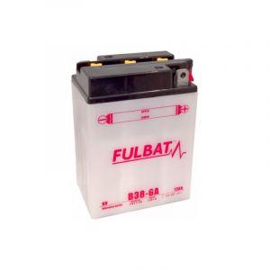Fulbat Batterie moto B38-6A 6V / 13Ah