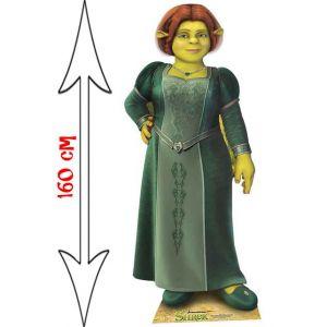 Star Cutouts Shrek - Fiona Lifesize Cardboard Cut Out