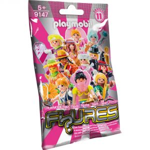 Playmobil 9147 - Figures Girls Série 11