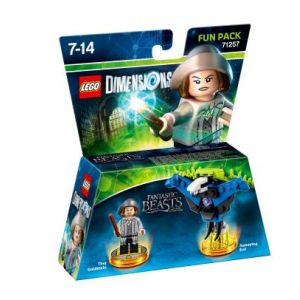 Warner Lego Dimensions Les Animaux Fantastiques - Pack Héros Tina : Fun Pack
