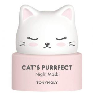Tonymoly Cat's Purrfect Night Mask - Masque de Nuit - 50 ml