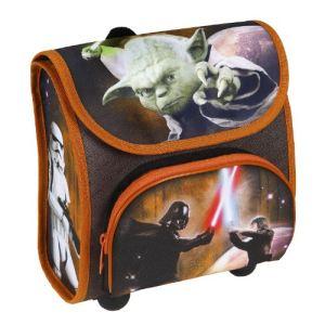 Undercover Cartable Star Wars Yoda