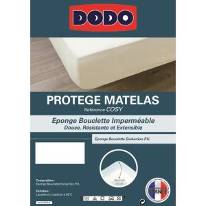 Dodo Protège matelas Cosy (180 x 200 cm)