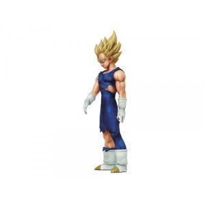 Banpresto Figurine DBZ Majin Vegeta Super Saiyan Dramatic Showcase 16 cm