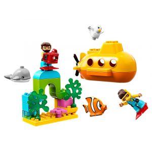 Lego DUPLO Ma ville 10910 L'aventure en sous-marin