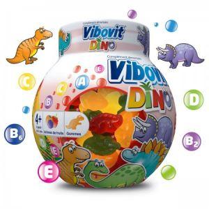 Procter & Gamble Vibovit Dino - Gommes pour enfant de 4 à 12 ans