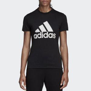 Adidas T-shirt Must Haves Badge of Sport Tee Women Noir - Taille EU S,EU M,EU L