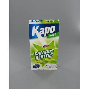 Kapo Pièges à glue Spécial Cafards/Blattes (x5) Vert