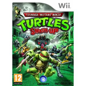Teenage Mutant Ninja Turtles : Smash-Up [Wii]