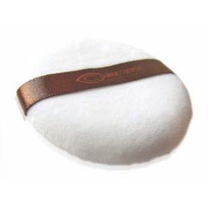 Couleur Caramel Houppette en coton végétal
