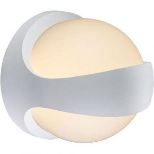 Globo Lighting Applique aluminium blanc - Polycarbonate