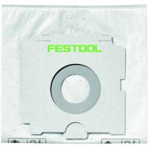 Festool 500438 - 5 sacs filtre SC FIS-CT SYS/5 pour aspirateurs