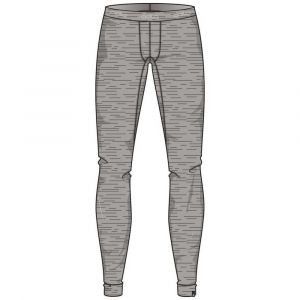 Odlo Natural 100% Merino Warm Grey Melange / Grey Melange L