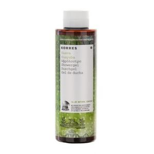 Korres Gel douche à la goyave 250ml