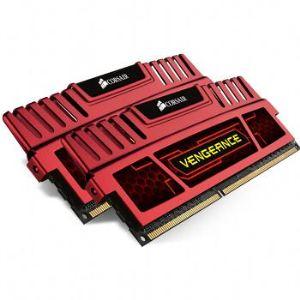 Corsair CMZ16GX3M2A1866C10 - Barrettes mémoire Vengeance 2 x 8 Go DDR3 1866 MHz CL10 240 broches