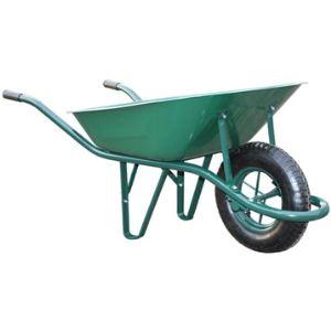 Haemmerlin 324003001 - Brouette Prems peinte roue gonflée 90 L