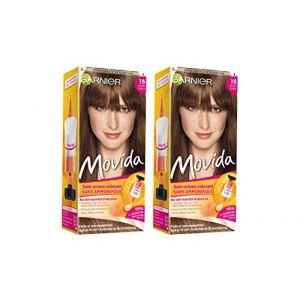 Garnier Movida - Coloration temporaire sans ammoniaque Blond - 15 Blond Foncé