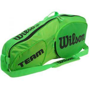 Wilson Sac De Tennis Team III 3 Vert