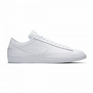 Nike Chaussure Blazer Low pour Homme - Blanc - Taille 40 - Male