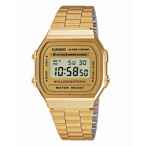Image de Casio A168WG-9 - Montre mixte Digitale