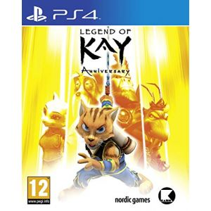 Legend of Kay Anniversary [PS4]