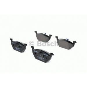 Bosch 4 plaquettes de frein 0986424364