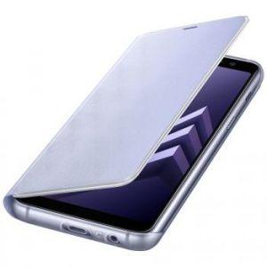 Samsung Etui Flip neon (lavande) pour Galaxy A8