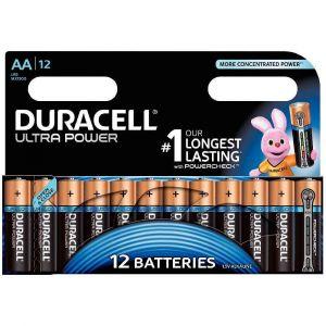 Duracell Pile 1,5v LR06 ultra - Blister de 8