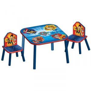 Delta Children Table et 2 chaises Pat'Patrouille
