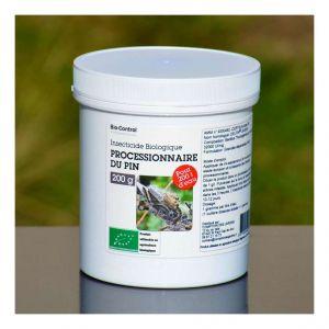 Agro Sens Insecticide chenilles processionnaires au Bacillus T Boîte 200g