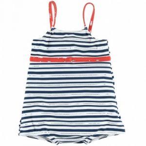 Archimède Maillot de bain 1 pièce rayé Ocean girl (3-6 mois)