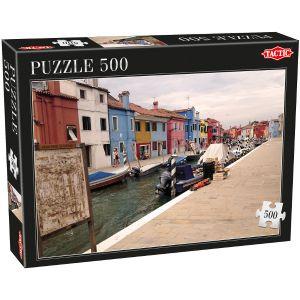 Tactic Landscape - Puzzle 500 pièces