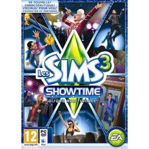 Les Sims 3 : Showtime - Extension du jeu [PC]