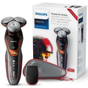 Philips SW6700/14 - Rasoir électrique Star Wars shaver