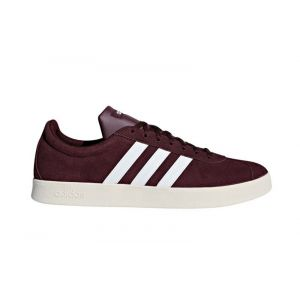 Adidas Chaussures VL COURT 2.0 rouge - Taille 42,44,41 1/3,43 1/3,45 1/3