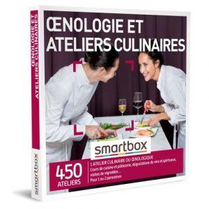 Smartbox Nologie Et Ateliers Culinaires Coffret Cadeau Gastronomie