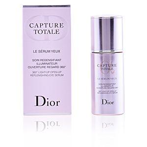 Dior Capture Totale Le Sérum Yeux - Soin redensifiant illuminateur ouverture regard 360°