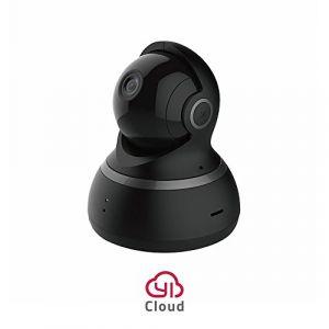 Yi Caméra 360° 1080p Dome - Noir - YI-DOME-CAM-108