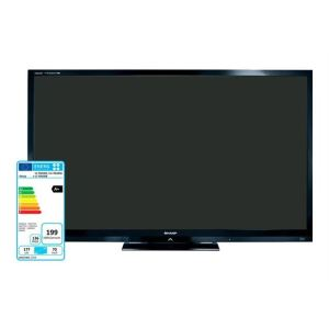 Sharp LC-70LE835 - Téléviseur LED 3D 177 cm