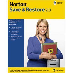 Norton Save & Restore (version 2.0 ) [Windows]