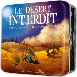 Cocktail Games Le désert interdit